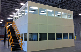 Modular In Plant Offices